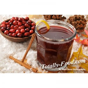 holiday drinks stock photo