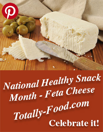 national healthy snack month