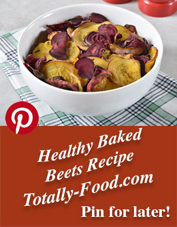 healthy baked beet