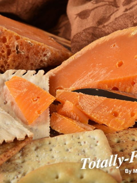 Mimolette Cheese: The Utterly Delicious Cheese You Might Not Dare Eat