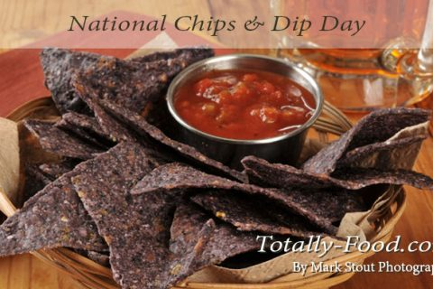 chips and dip day