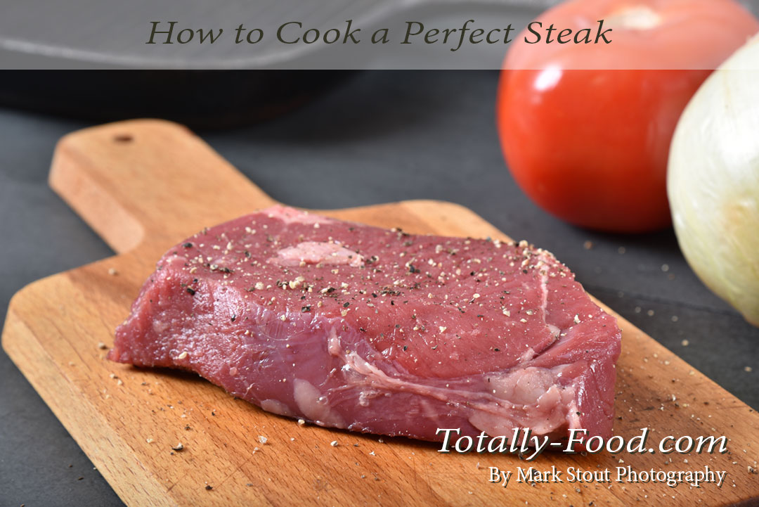 cook steak