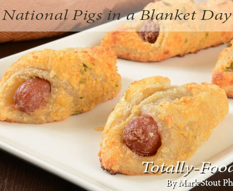 Pigs in a blanket day