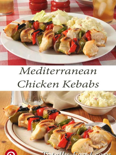 Marinated Chicken Kebabs Recipe