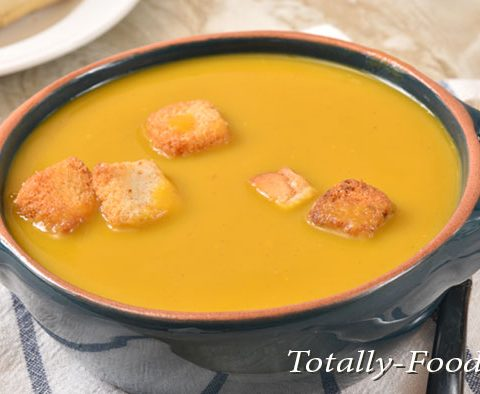 Sweet potato bisque recipe