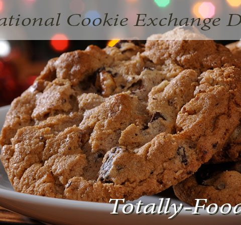 National Cookie Exchange Day