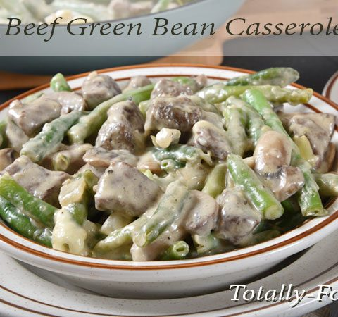 Beef and Bean Casserole Recipe