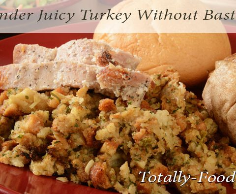 Turkey dinner recipe